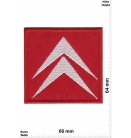 Citroen  Citreon - Logo - rot- rot - Citroën - Motorsport