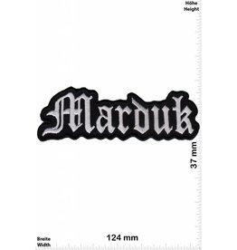 Marduk Marduk - schwarz - silber / schwarz -silber - schwarz-Metal-Band