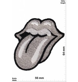 Rolling Stones Rolling Stone - silver - silber - Zunge