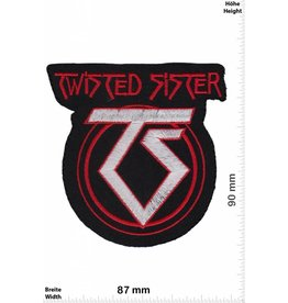 Twisted Sister  Twisted Sister - silber  TS
