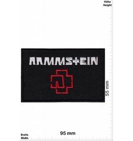 Rammstein Rammstein - schwarz - rechteck