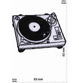 Oldschool Record player - DJ - LP  - turntable