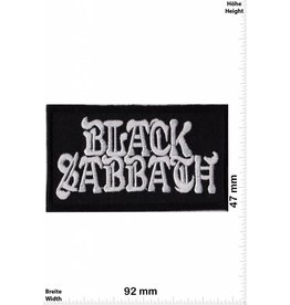 Black Sabbath Black Sabbath - black silver