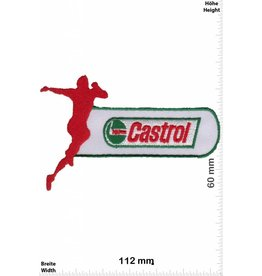 Castrol Castrol - Fussball - Soccer  - Racing Team - Motorsport  -