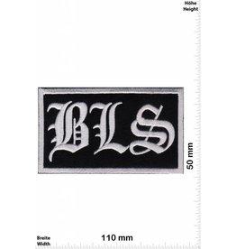 Black Label Society Black Label Society - silber - BLS - rechteck