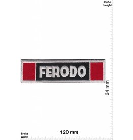 Ferodo  Ferodo - Bremsen - Breaks  - Rennsport-Bremsbeläge