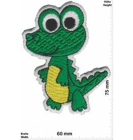 Snappi Snappi - little crocodile - kleines krokodil  -
