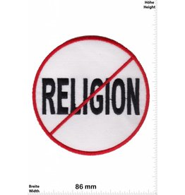 No   NO Religion - Stop Religion