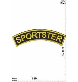 Sportster Sportster - curve - gold