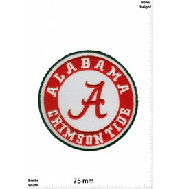 Alabama Crimson Tide Alabama Crimson Tide - University of Alabama Official Athletic  - USA