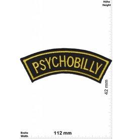 Psychobilly  Psychobilly - curve - gold