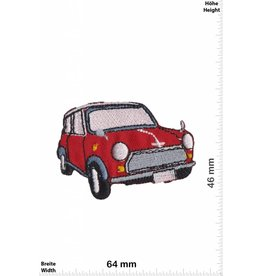 Mini Cooper Mini Chopper - red Car Classic