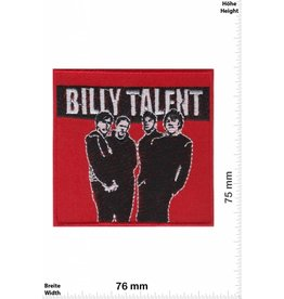 Billy Talent  Billy Talent - red- Rockband