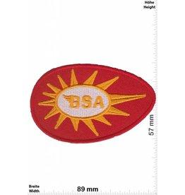 BSA BSA - rot - rot - Oldtimer - Classic