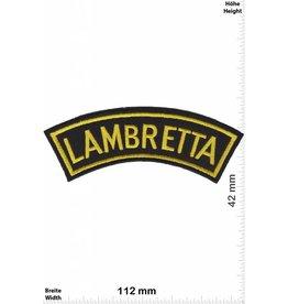 Lambretta Lambretta - curve - gold - Innocenti - Roller - Scooter - Oldtimer - Classic