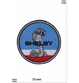 Shelby Shelby - Mustang  -blue-white-red
