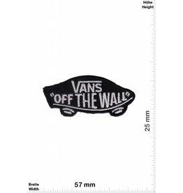"""Vans Vans """"Off the Wall"""" - small -  black  - Streetwear"""