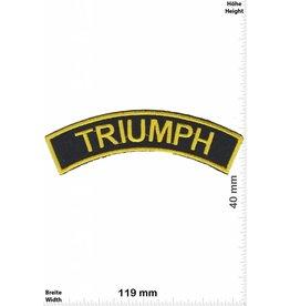 Triumph Triumph - curve - gold  - Car  Auto Biker -