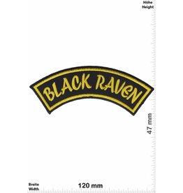 Black Raven Black Raven - cureve -gold