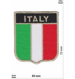 Italien, Italy Italy Wappen - Flagge - Italien