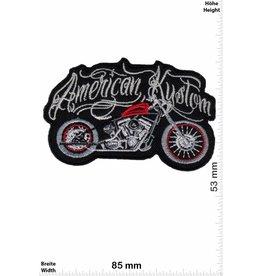 Amercian Kustom Amercian Kustom  - small