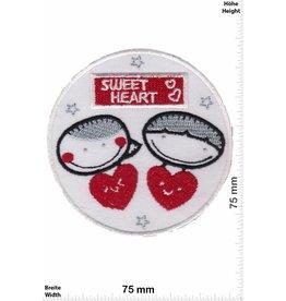 Love Sweet Heart - Liebespatch
