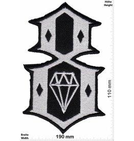 Diamond 8 Diamond - silver