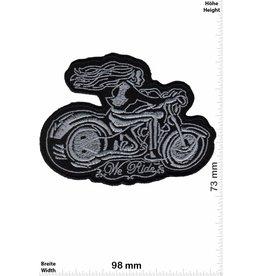 Bikergirl We Ride - Bikergirl