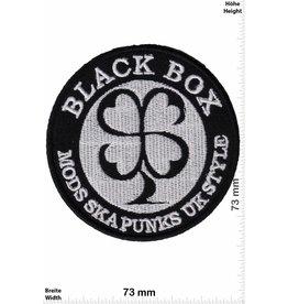 SKA Black Box -Mods SKA Punks UK Style
