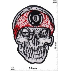 8 Ball 8 Ball Skull
