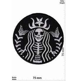 Starbucks Starbuck Skull