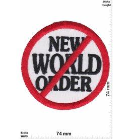 No   NO New world order