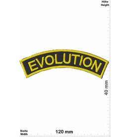 Evolution Evolution - curve - gold