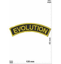 Evolution Evolution - curve - gold