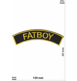 Fatboy Fatboy - Kurve - gold