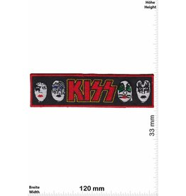 Kiss KISS - 4 Face - long