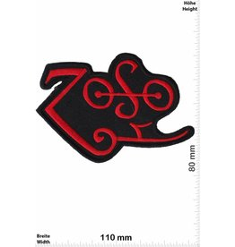 Led Zeppelin ZoSo - Led Zeppelin - rot