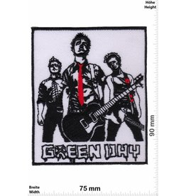 Green Day Green Day - black white - Group