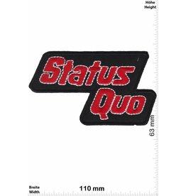 Musik Status Quo - rot schwarz