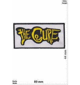 The Cure  The Cure - weiss gold - Pop-/Rock-/Wave-/Gothic-Band