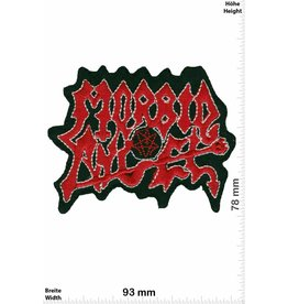 Morbid Angel Morbid Angel - Death-Metal-Band - red