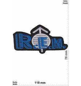 R.E.M.  R.E.M. - blue silver