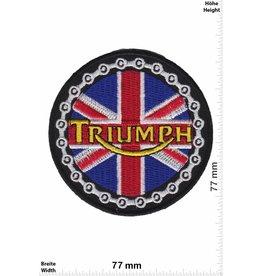 Triumph Triumph - UK - round- Union Jack
