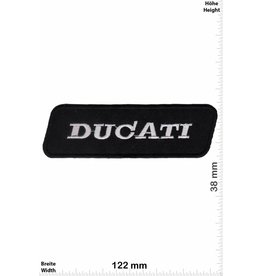 Ducati Ducati - black silver