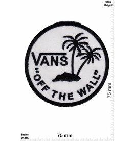 """Vans VANS """"off the Wall"""" - round"""