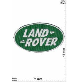 Land Rover Land Rover - green silver