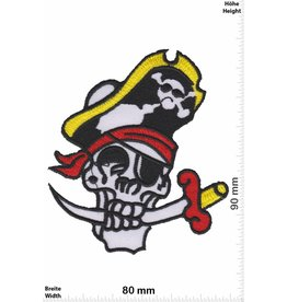 Pirat Pirate - Skull