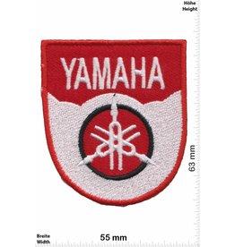 Yamaha Yamaha - red silver