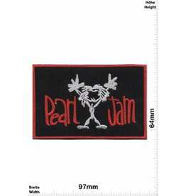Pearl Jam Pearl Jam - red black