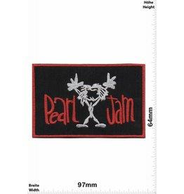 Pearl Jam Pearl Jam - rot schwarz